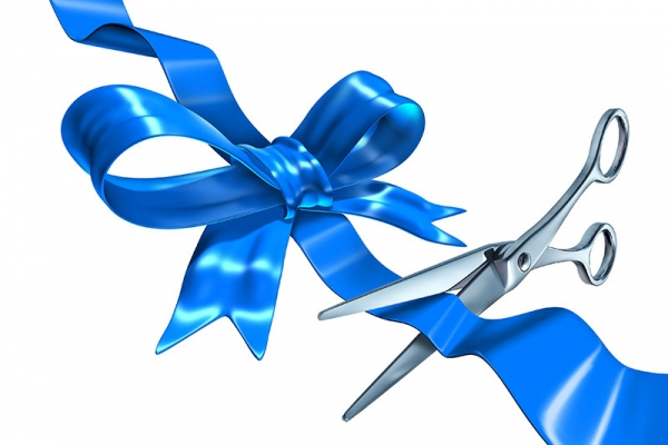 blue ribbon new website
